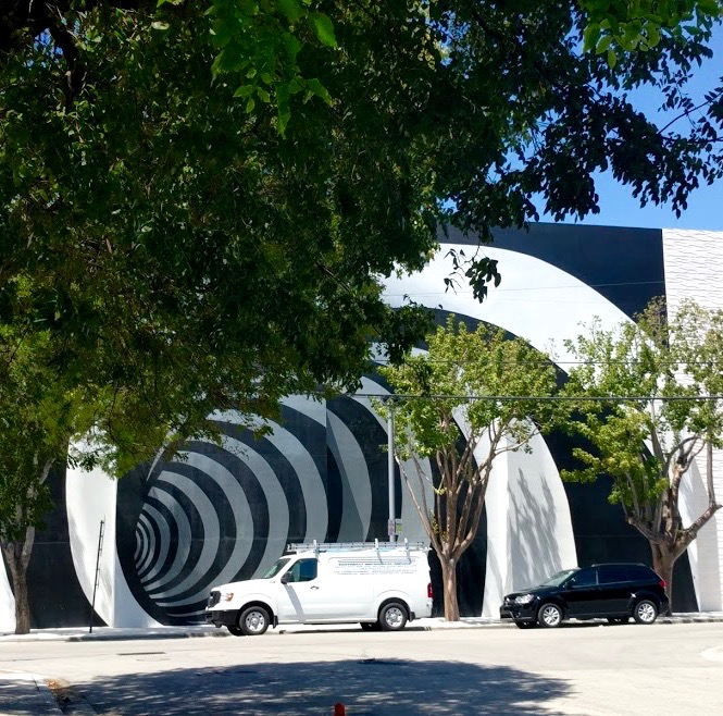 2X4: VORTEX, 2014 Design District Miami