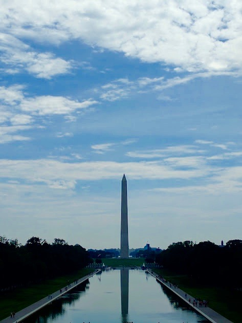 Washington Monument & Lincoln Memorial Reflection Pool