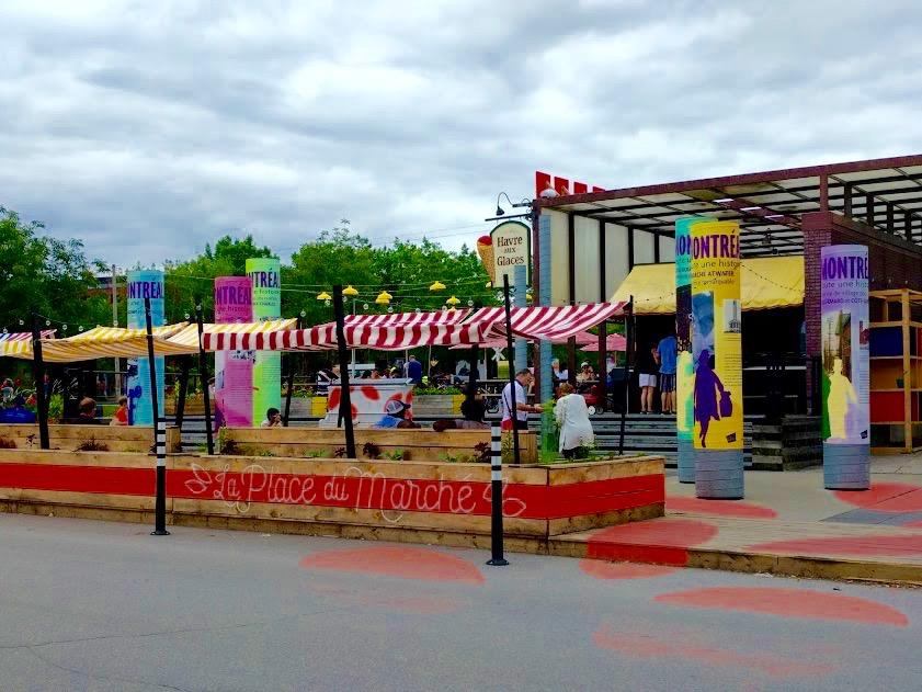 La Place du Marchés - Atwater