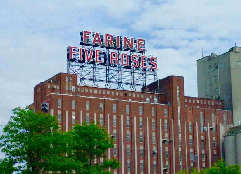 Farine Five Roses - Montréal