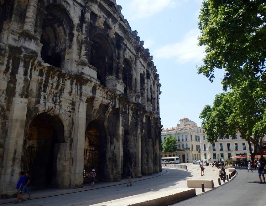 Arena van Nîmes