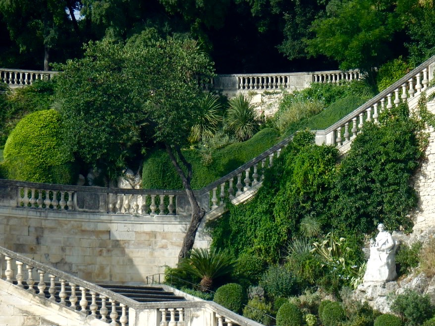Jardins de la Fontaine Nîmes