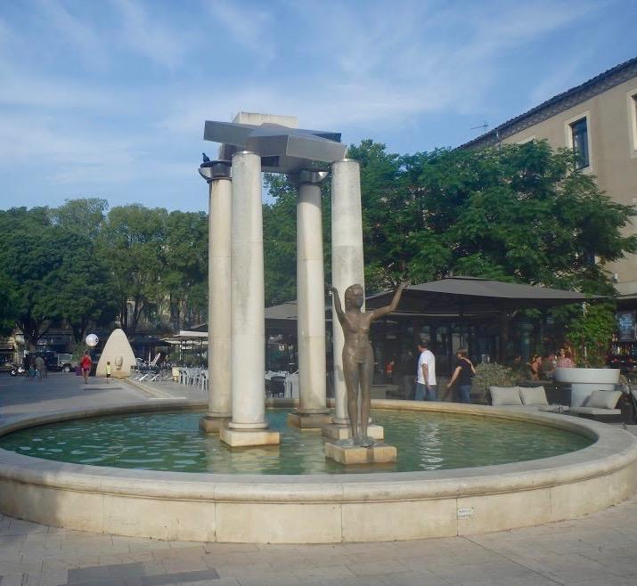 Place d'Assas Nîmes