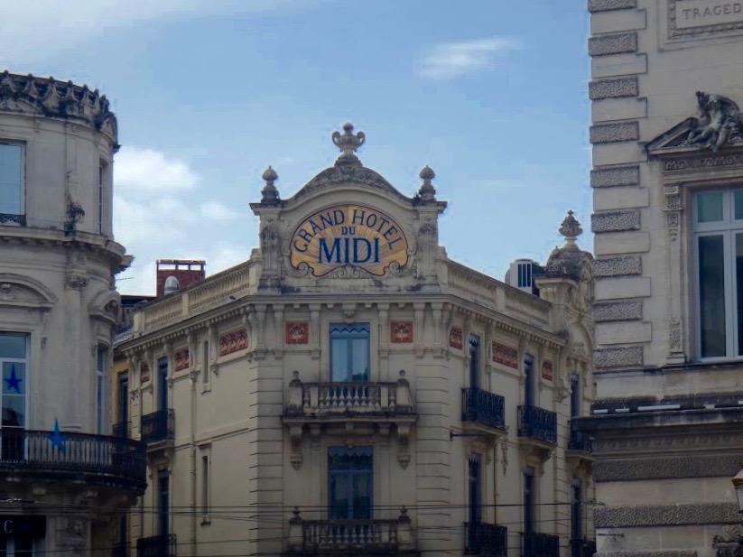 Grand Hotel Midi Montpellier