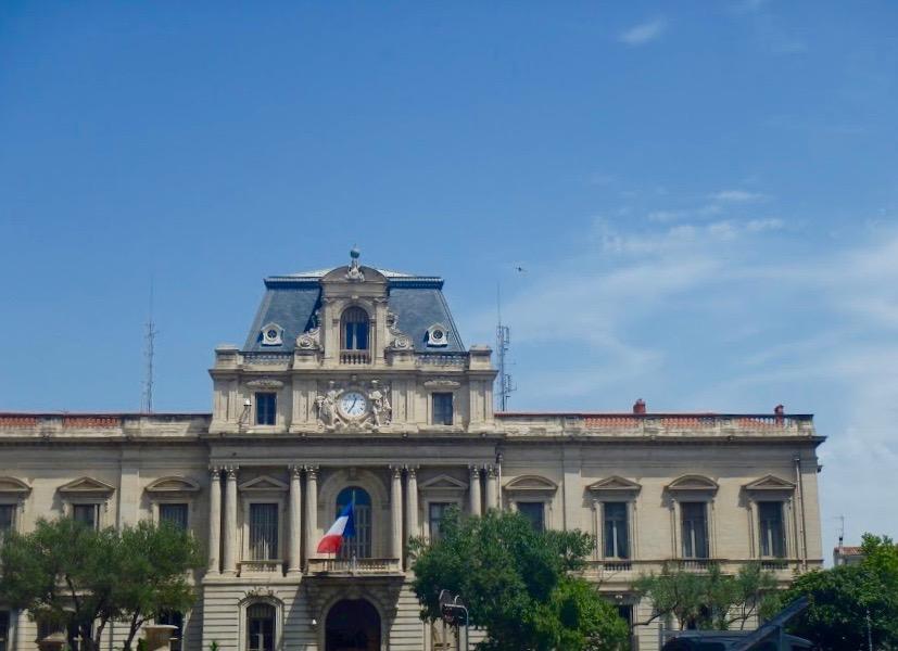 Station Montpellier