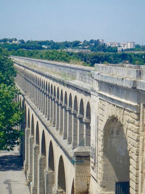 Aquaduct Saint-Clément, Montpellier