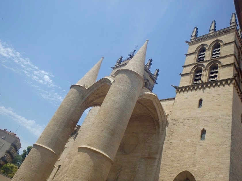 Kathedraal Saint-Pierre van Montpellier