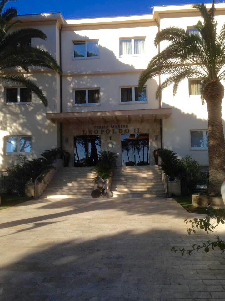 Hotel Terme Marine Leopoldo II in Grosseto, Toscane