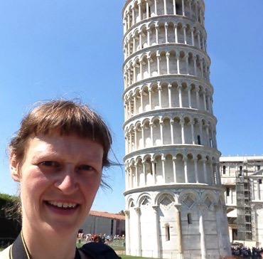 De toren van Pisa, Toscane