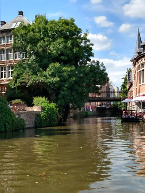 Leie Gent, Appelbrugje, Oude Vismijn