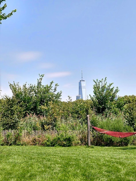 Hammock Grove, One Tower (WTC), Governors Island
