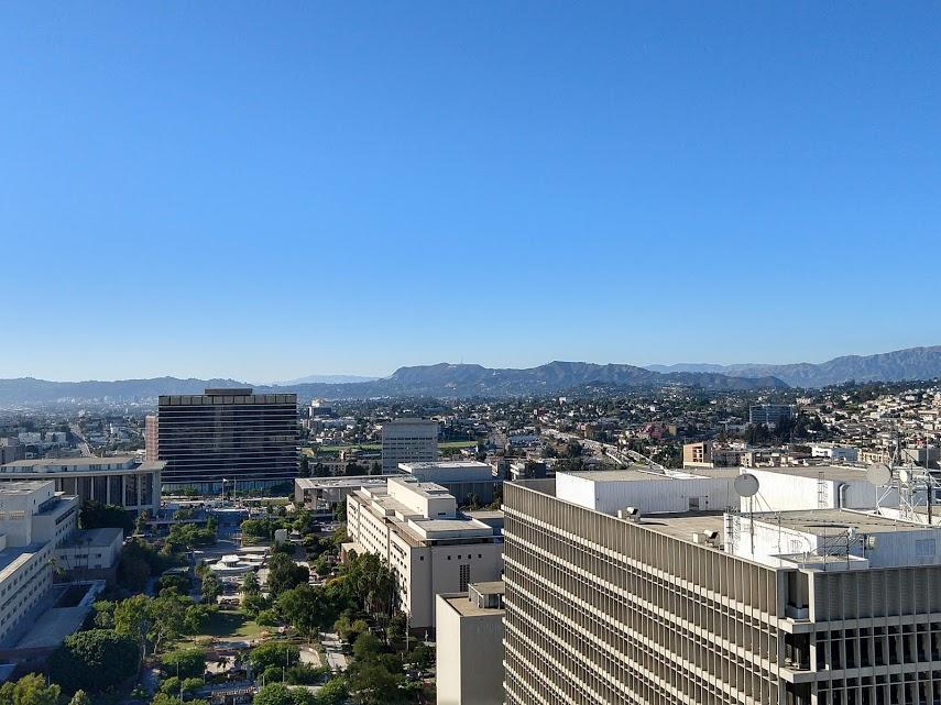 Downtown LA, Grand Park