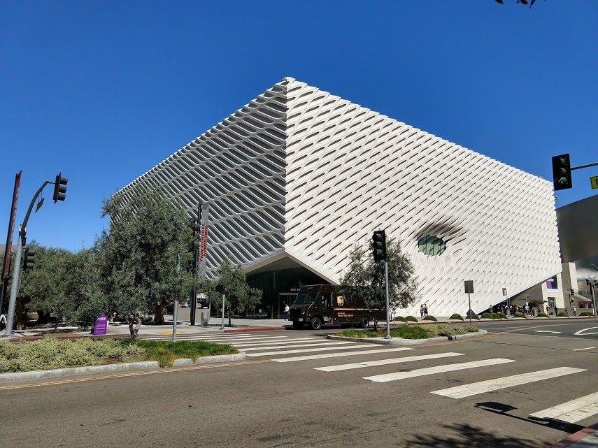 The Broad, downtown LA