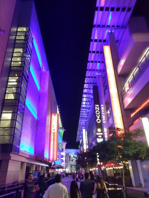 L.A. Live district