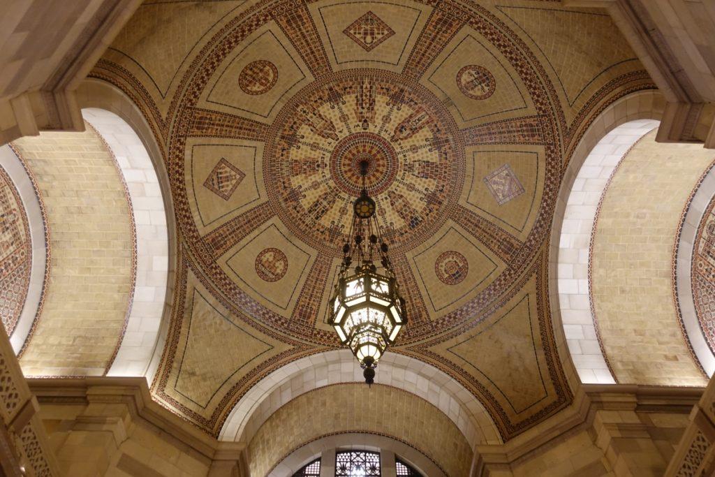 Rotonda, City Hall, LA, koepel