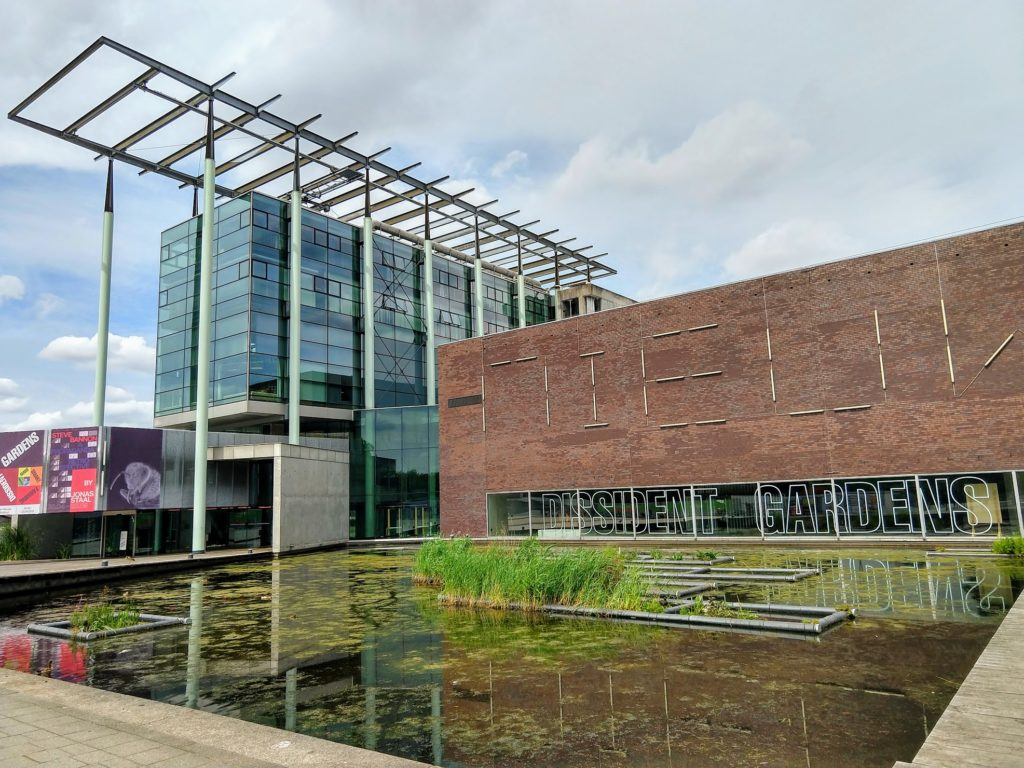 Het Nieuwe Instituut in Rotterdam