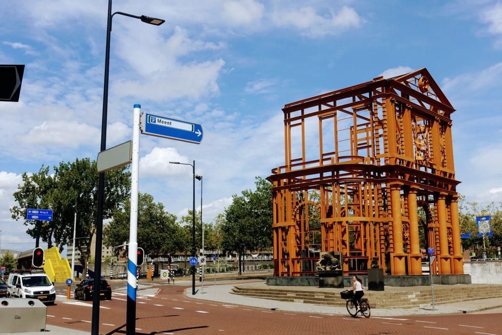Nieuwe Delftse Poort, Rotterdam