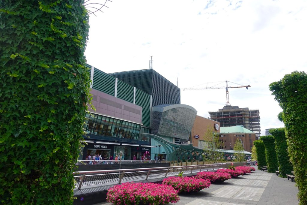 Coolsingel, Beurstraverse, Koopgoot, Rotterdam