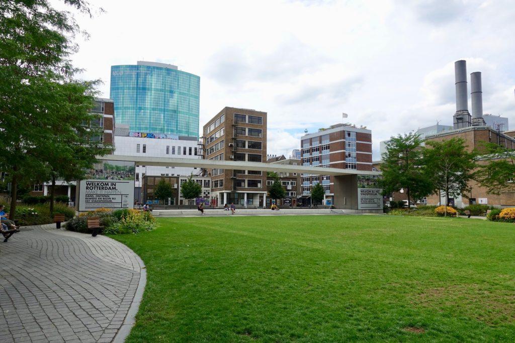 Stadspodium Rotterdam