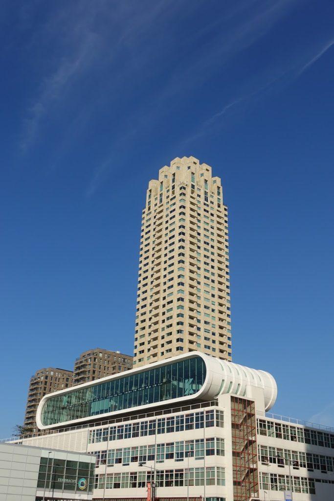 Fotomuseum & New Orleans gebouw in Rotterdam