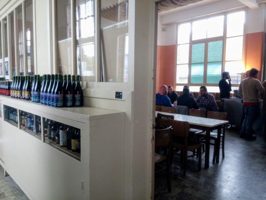 Proeflokaal van de Struise Brouwers
