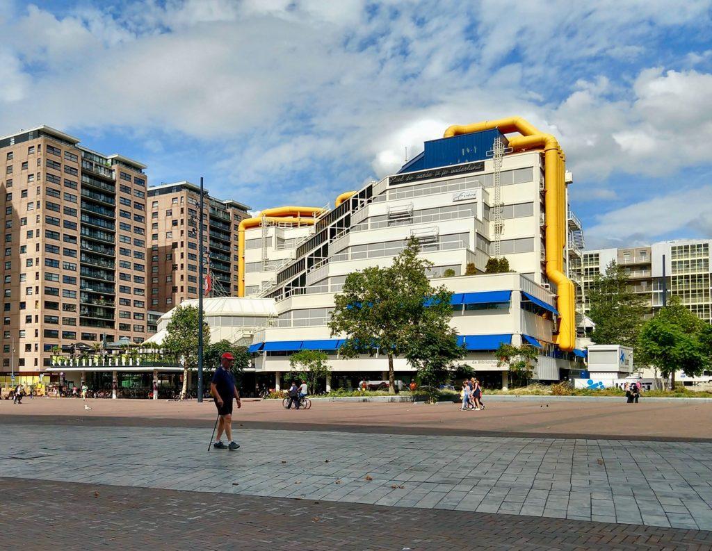 Stadsbibliotheek Rotterdam