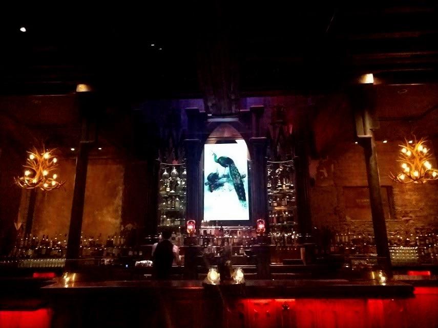 Gothic bar