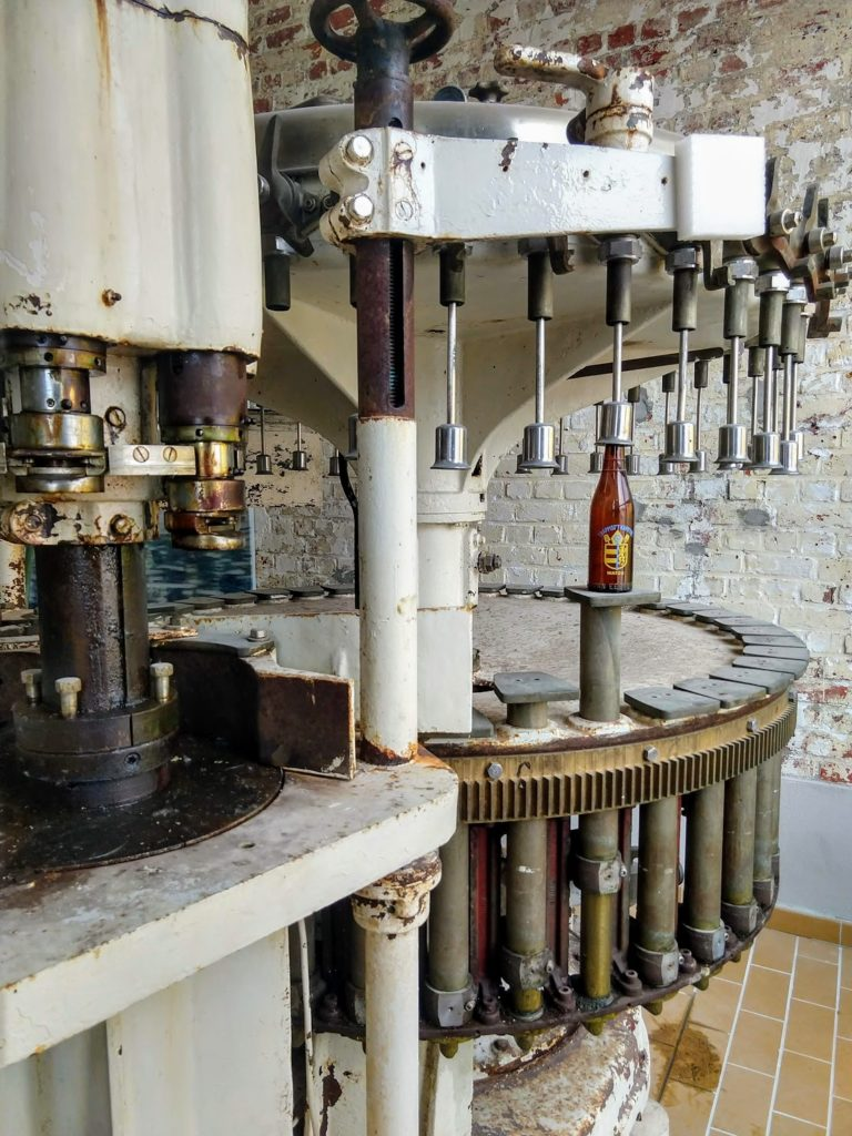Bottelmachine, Watou, Westhoek
