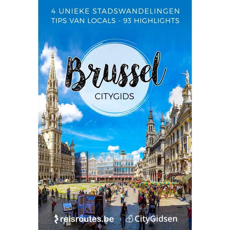 Brussel citygids